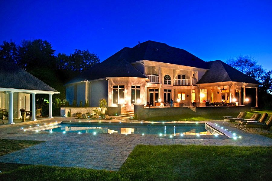 Charlotte irrigation and lighting specialist benefits of benefits of professional outdoor lighting installation aloadofball Image collections