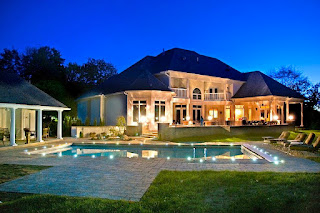 Charlotte professional outdoor lighting 877-433-5833