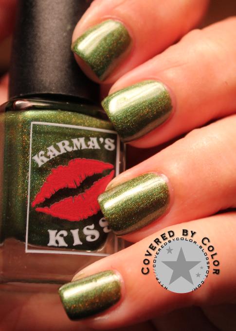 Karma's Kiss Eat Your Greens