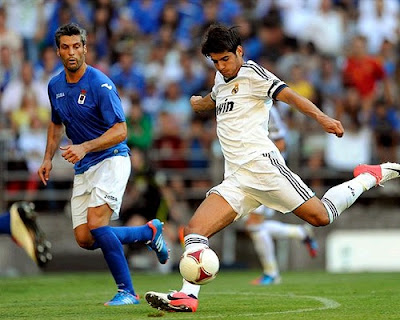 Morata (Oviedo vs Real Madrid)
