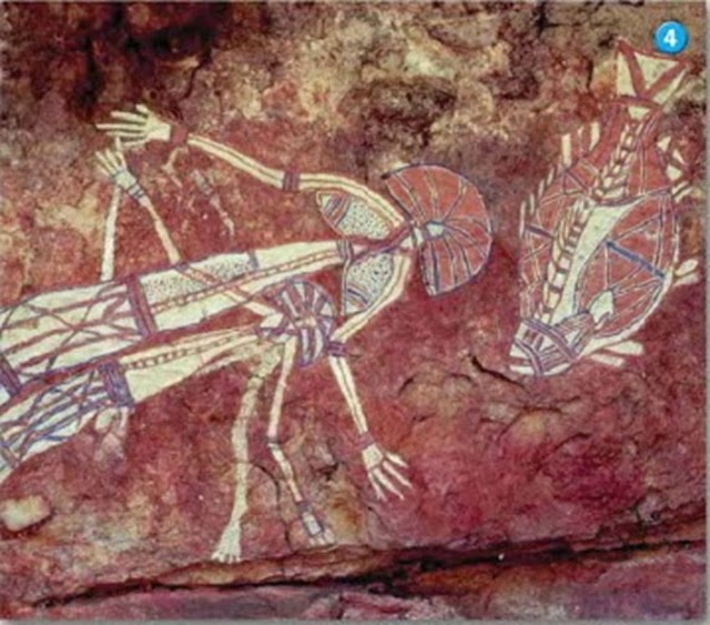 ภาพวาดผนังถ้ำ
