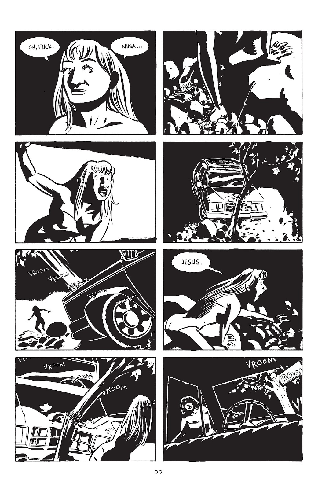 Stray Bullets Issue #11 #11 - English 24
