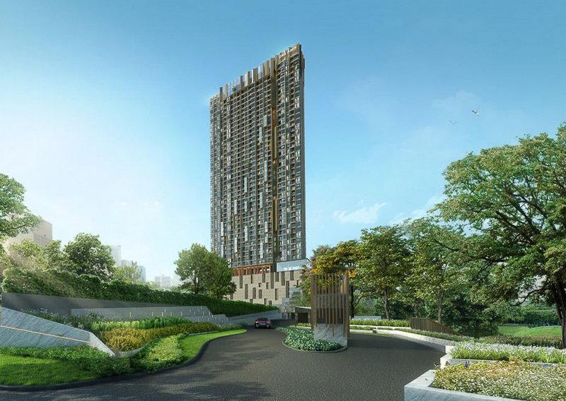 New Condo Oka Haus
