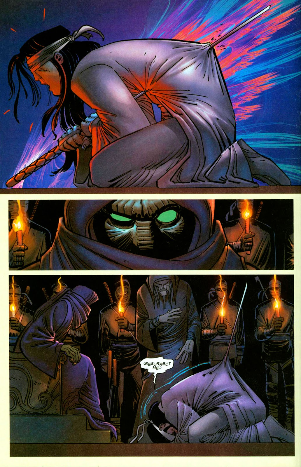 Read online Wolverine (2003) comic -  Issue #26 - 8