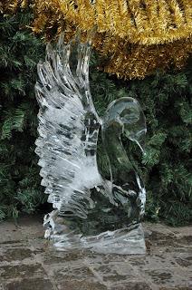 Lodowy labedz Krolowej Sniegu