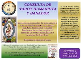 CONSULTA DE TAROT SANADOR