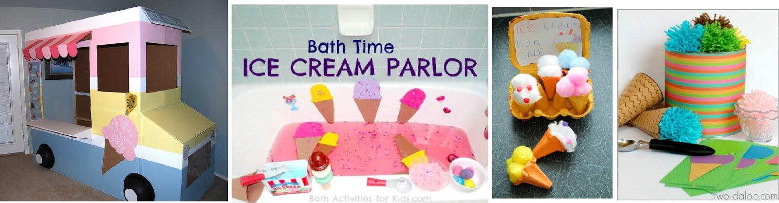 Bath Time Ice Cream Parlor From Growing A Jeweled Rose