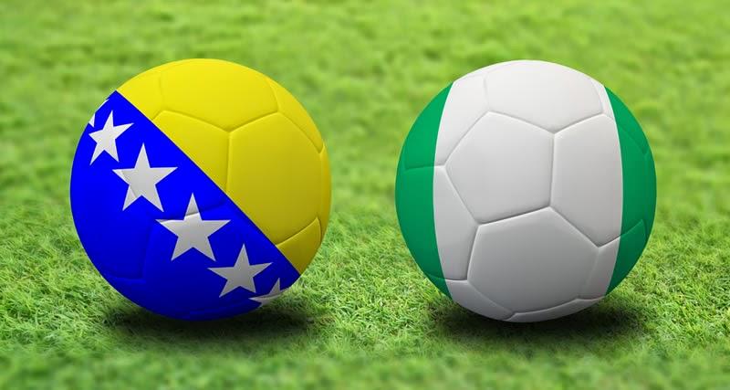 Nigeria 1 - 0 Bosnia. Grupo F.
