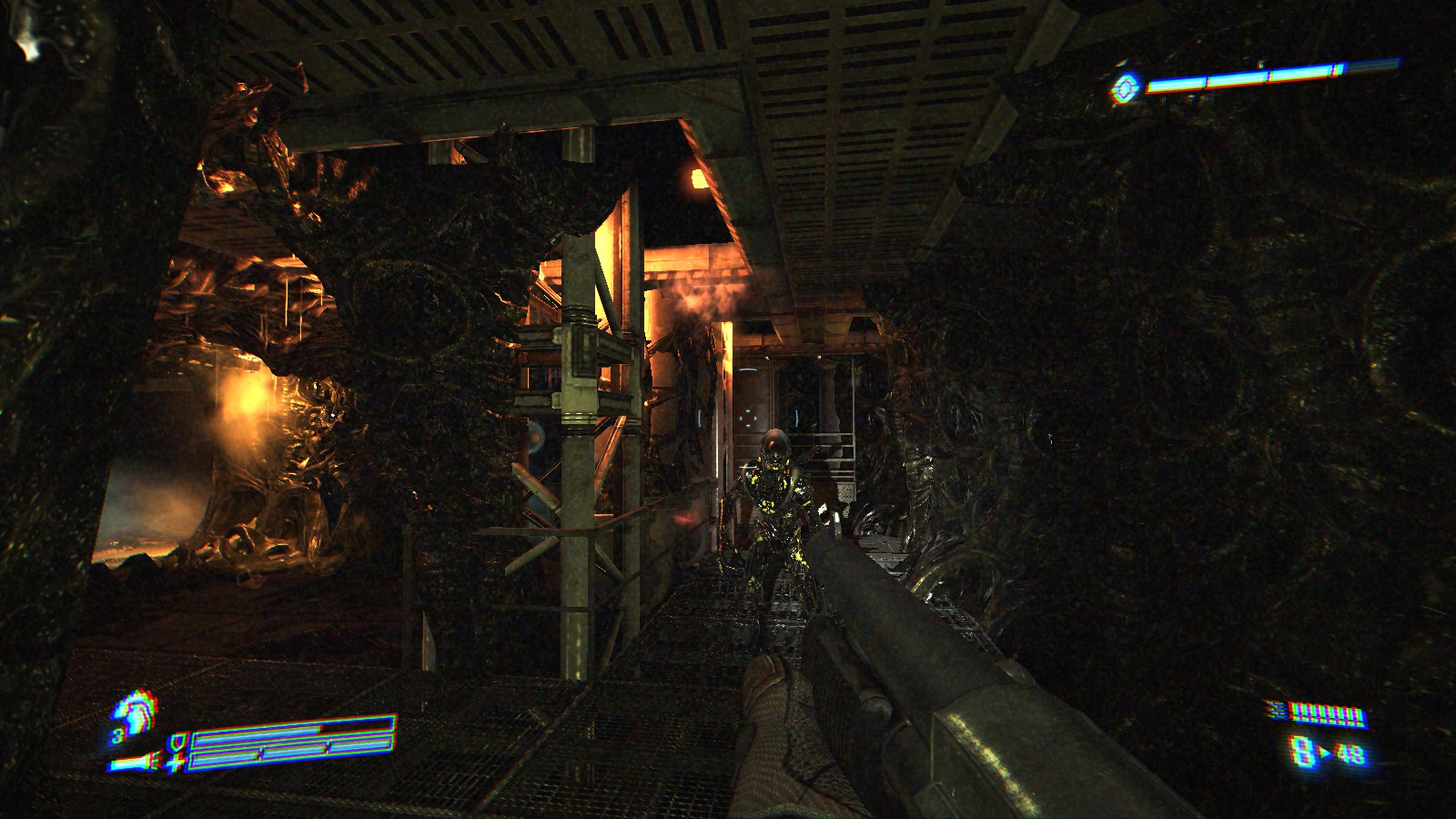 Aliens Colonial Marines - Patch FR, Traduction