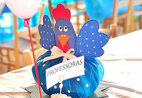 Festa de formatura da galinha pintadinha