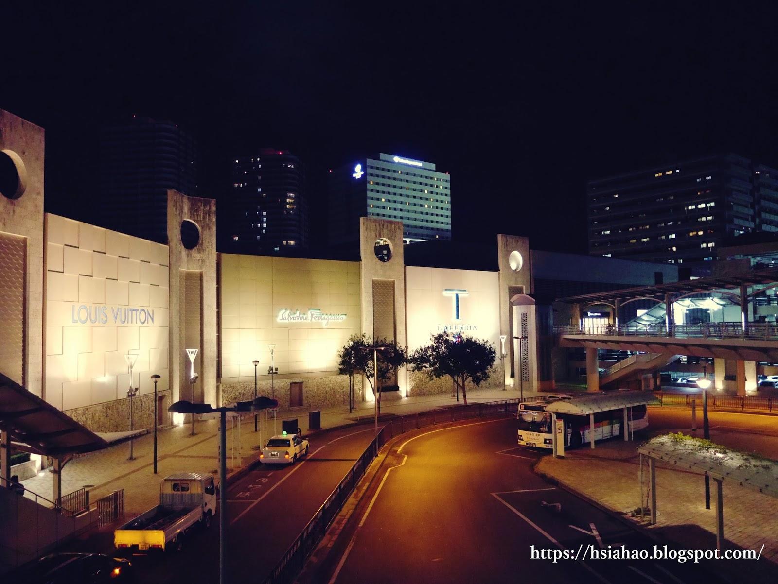 沖繩-景點-推薦-那霸-免稅店-DFS-T GALLERIA-OKINAWA-自由行-旅遊-Okinawa