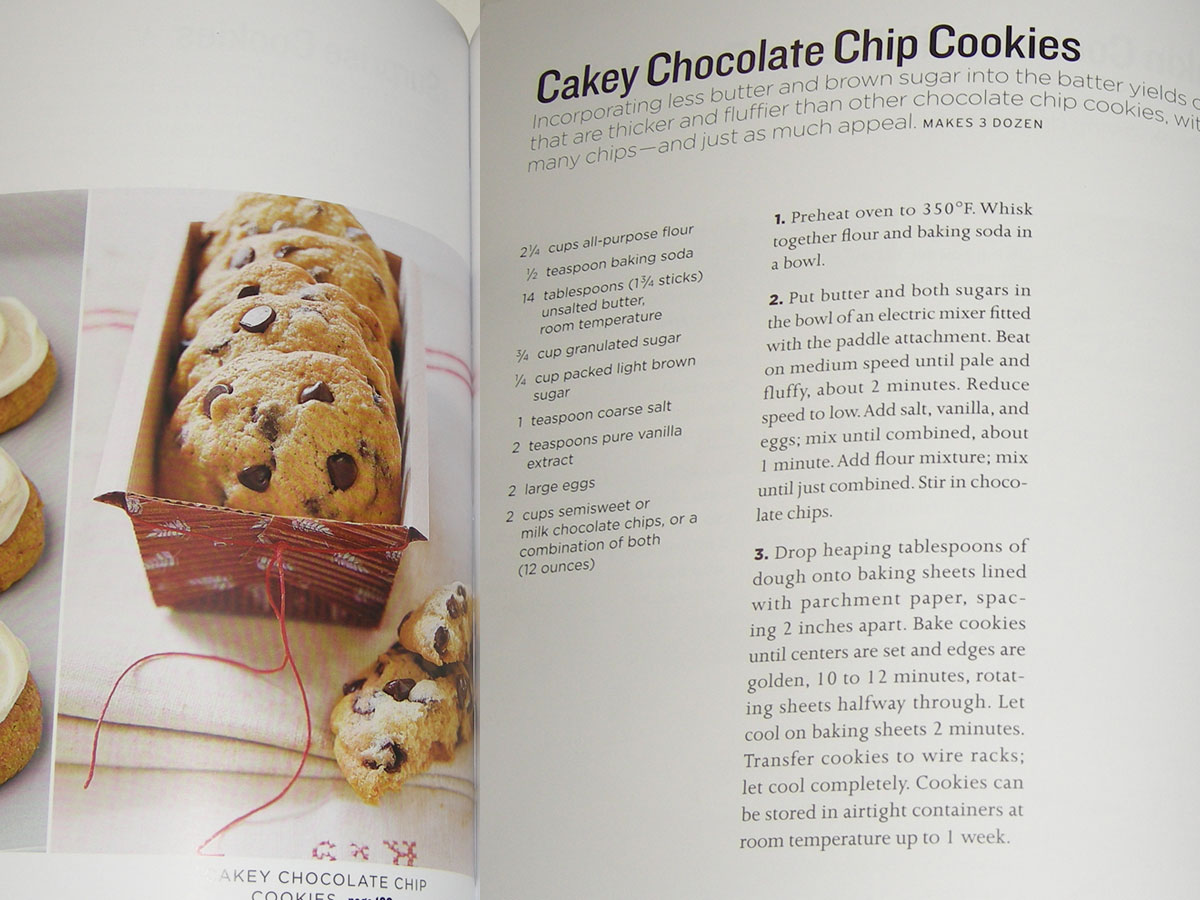 ... Piglet's World: Cakey Chocolate Chip Cookies - Martha Stewart Recipe