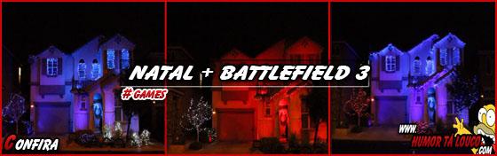 Video: Trilha sonora de Battlefield com casa musical
