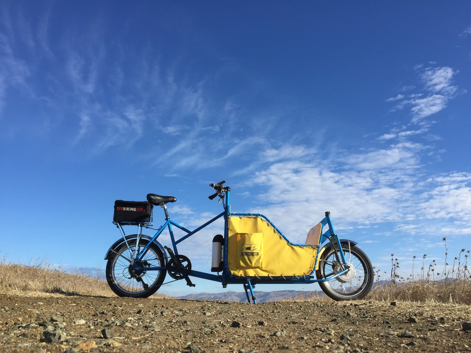 DIY Biking