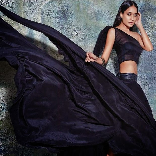Lisa Haydon Photo Shoot for Filmfare Photos