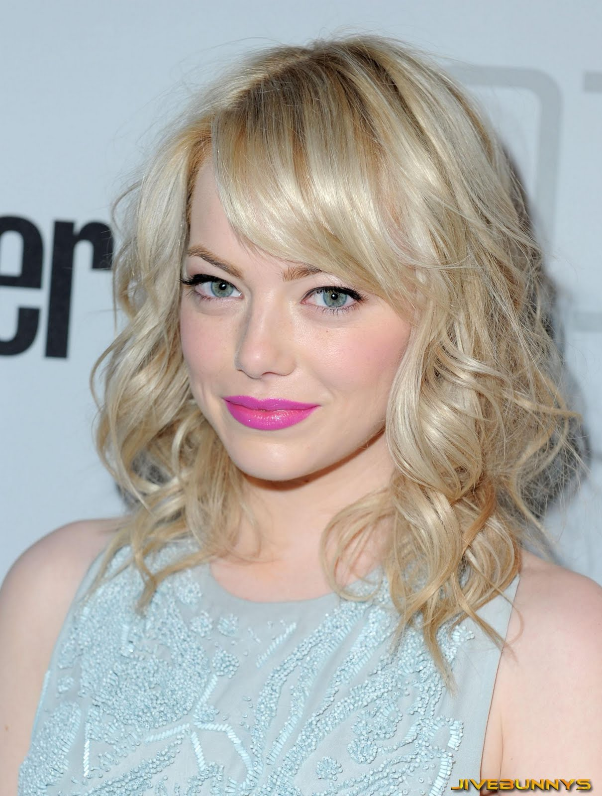 Emma Stone Hairstyles 2013