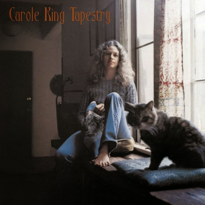 So Far Away by Carole King from the album Tapestry