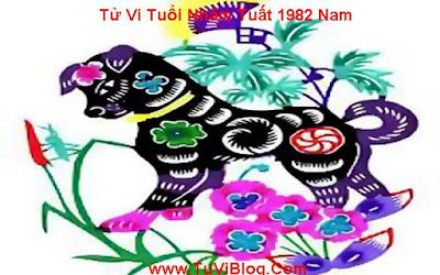 TửVi tuổi Nhâm Tuất 1982 Nam