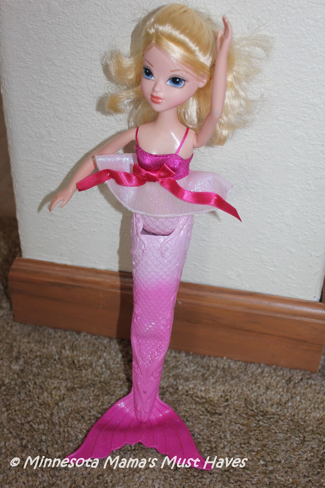 Fun Summer Water Toy Moxie Girlz Magic Swim Mermaid Doll Review Giveaway Must Have Mom