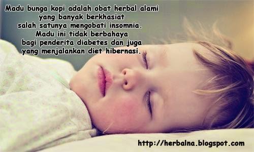 Obat Herbal Atasi Insomnia bukan Begadang