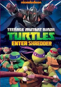 Teenage Mutant Ninja Turtles: Enter Shredder – DVDRIP LATINO