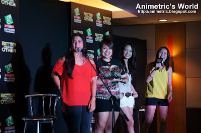 Andi Manzano and co. for Greenwich