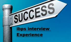 IBPS PO-V Interview Experience