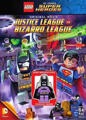 Lego DC Comics Super Heroes: Justice League vs. Bizarro League (2015) [Latin