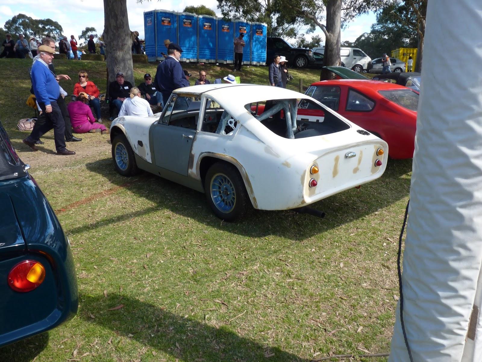 Fordtopia: British Car Display August 2015 Sydney