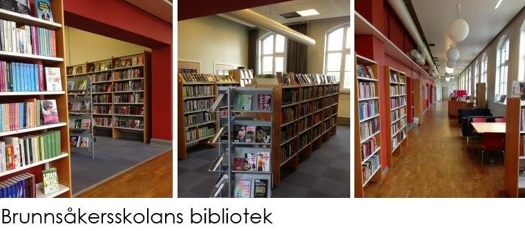 Brunnsåkersskolans bibliotek