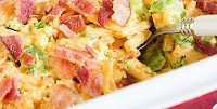 kraft Bacon Macaroni Casserole
