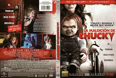 La Maldicion De Chucky DVD