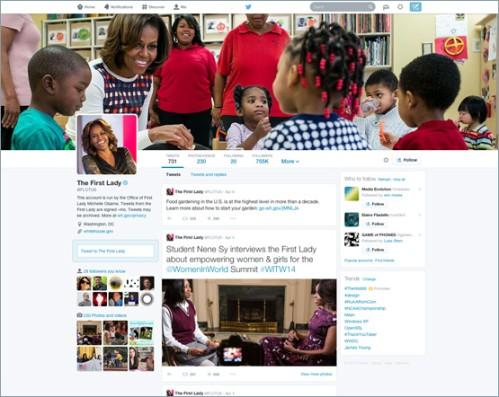 Nuovo look in arrivo su Twitter: profili web stanno arrivando