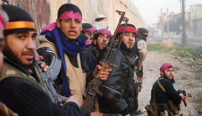 Kongres AS Diam-diam Restui Pasokan Senjata ke Pemberontak Suriah