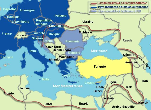 rencontre europe asie
