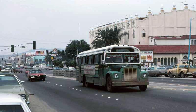 Ihc International Bus Tijuana Mexico