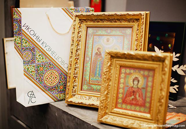 Иконы кузнецовского письма
