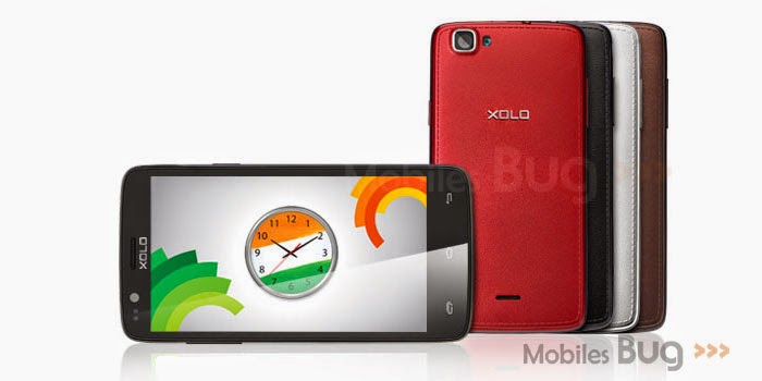 Xolo One Smartphone price in India and specifications
