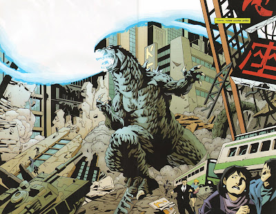 Godzilla: Kingdom Of Monsters #1