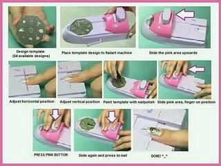 Nail art machine short nail designs short nail designs nail art machine prinsesfo Choice Image