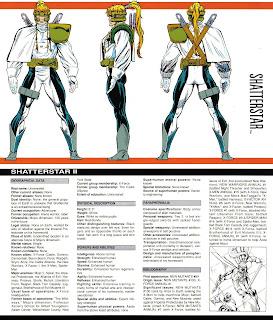 Estrella Rota (ficha marvel comics)