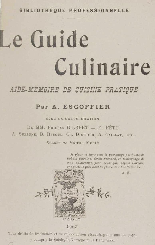 La cuisine fran aise d 39 antan langoustine langouste et - Livre de cuisine francaise ...