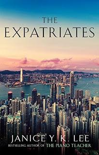 book cover The Expatriates
