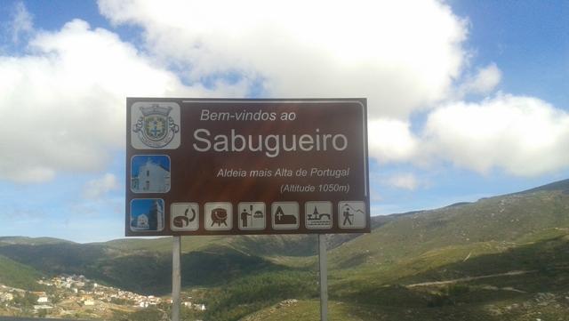 Bem-vindos ao Sabugueiro