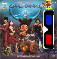 Chhutanki 3D Movie DVD & Get Free 3D Glasses on Infibeam
