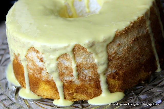 Daffodil Angel Food Cake Recipe