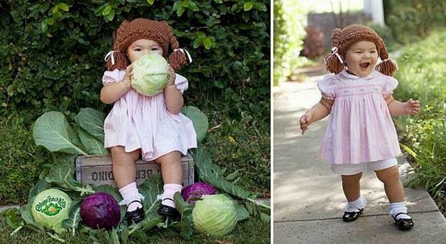 Mom Wins Halloween With Her Toddler's Amazing Costumes