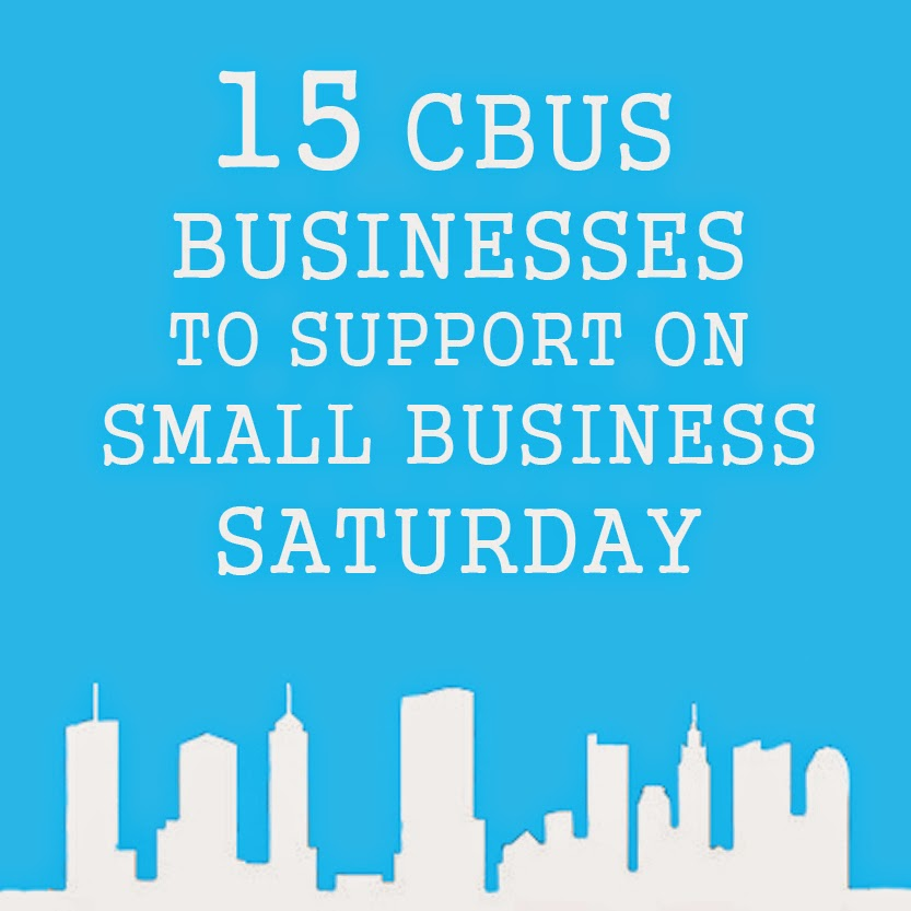 Small Business Saturday in Columbus Ohio