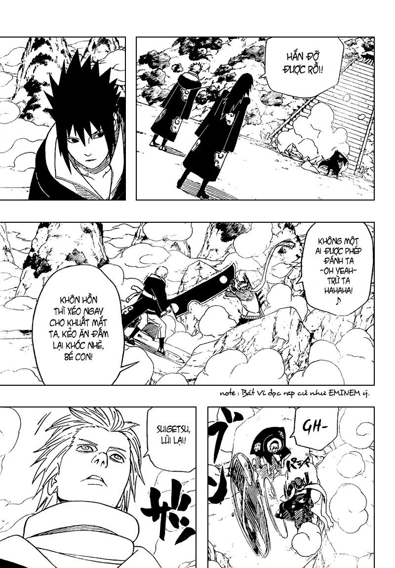 Naruto chap 410 Trang 6 - Mangak.info