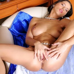 Angel Dark enchants us